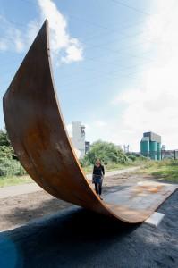 PM TKSE_Skulpturen Stahlpfad