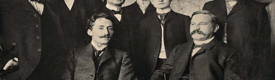 Gründerväter der Emschergenossenschaft