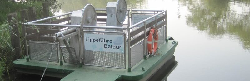 Lippefähre Baldur