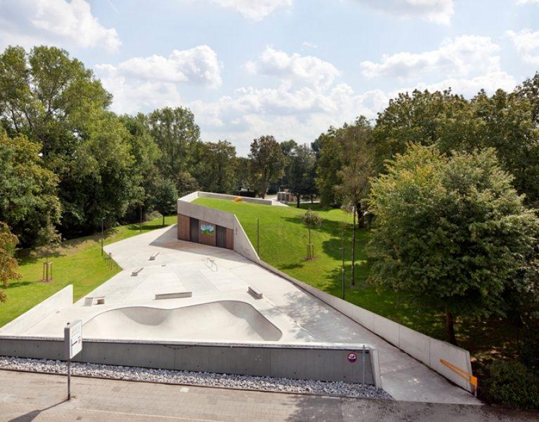 """Prämierter Emscherkunst-Jugendtreff öffnet am """"Tag der Architektur"""" seine Tore"""