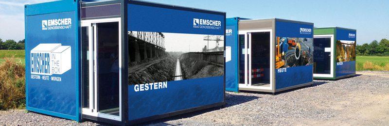 Emscher in the box