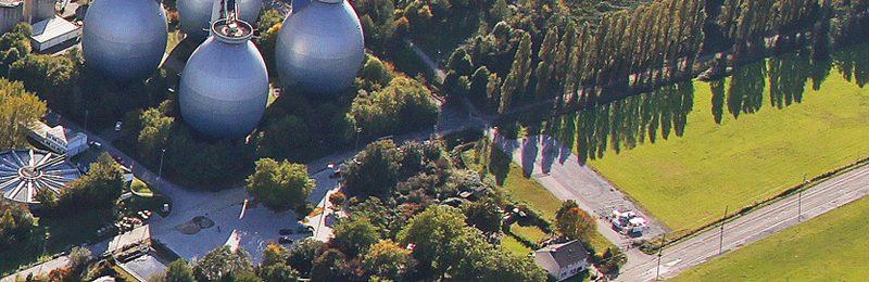 Kläranlage Dortmund-Deusen