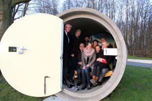 Nordamerika Delegation zu Besuch bei der Emscher Genossenschaft