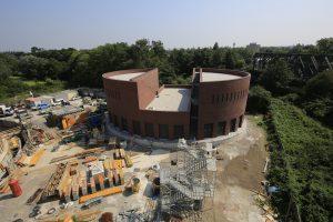 Ausgezeichnete Architektur: Der elliptische Hochbau