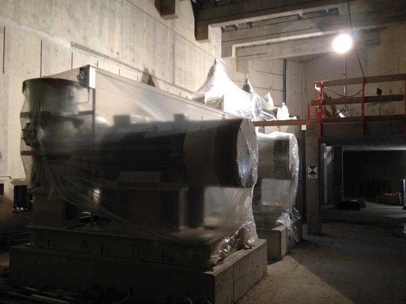 Abwasser-Lift wächst im Turbogang