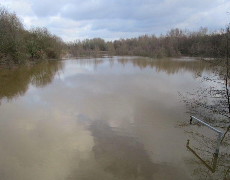 Hammer Hochwasserschutz!