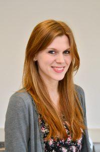 Unsere Praktikantin Alexandra Hekel. Foto: Ilias Abawi