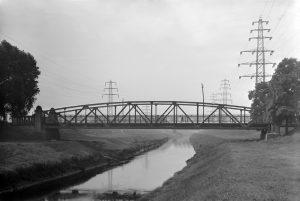 Die sogenannte 5-Pfennig-Brücke in Ebel. Auch danach suchte Helmut Brus. Foto: Archiv, Emschergenossenschaft
