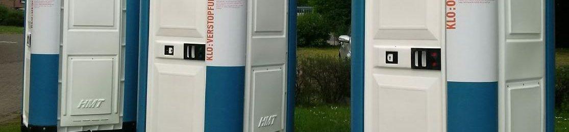 """Toiletten-Ausstellung """"Besetzt"""""""