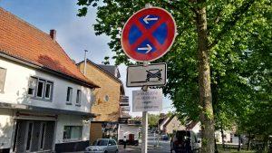 In der Stefanstraße ist das Parken nicht mehr erlaubt. Foto: Katrin Schnelle