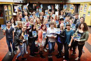"""Reportage über das Schülerschreibprojekt """"Sweet Home"""""""