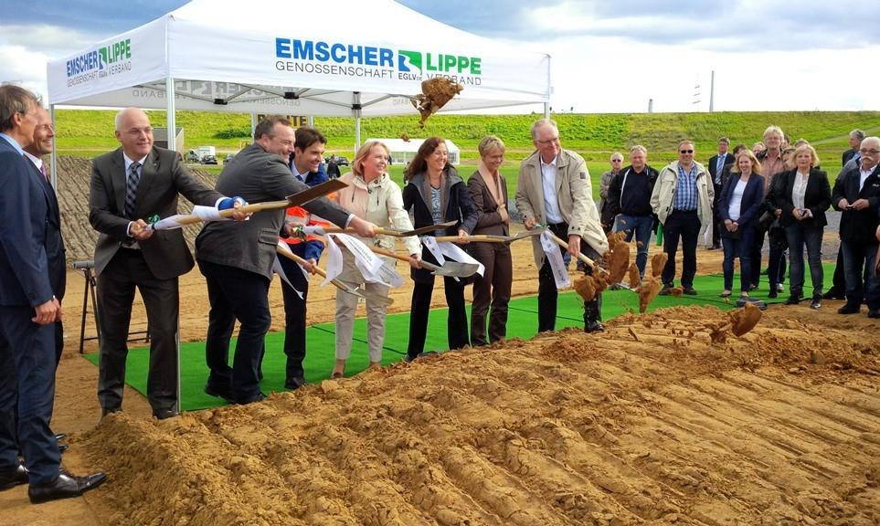 Deich-Neubau HaLiMa: Hochwasserschutz und Natur