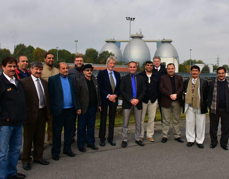 Wissenstransfer nach Kabul!
