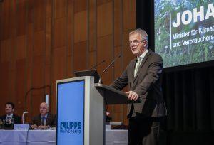 NRW-Umweltminister Johannes Remmel. Foto: Rupert Oberhäuser