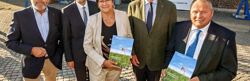 IGA Bewerbungsfahrt RVR Regionalverband Ruhr