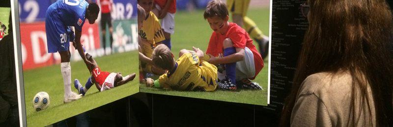 Ausstellung Deutsches Fußball-Museum Dortmund