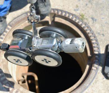 Als öffentlich-rechtliche Wasserverbände sparen wir nicht bei der Instandhaltung, sondern inspizieren unsere Kanäle regelmäßig - im Sinne eine guten Qualität. Foto: EGLV