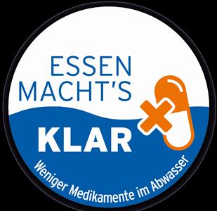 """""""Essen macht's klar"""" wird vom Land NRW gefördert. Wir kooperieren in dem Projekt mit der Stadt Essen und dem Ruhrverband."""