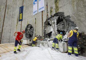 Der Emscher-Umbau ist ein spektakuläres Projekt. Foto: Rupert Oberhäuser