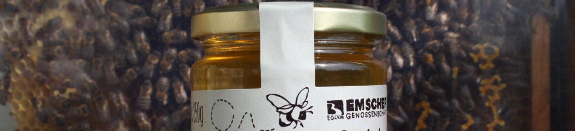 """Der neue Honig """"Emscher-Gold"""""""
