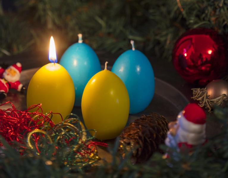 "Advent, Advent – ein Faulturm ""brennt""…"