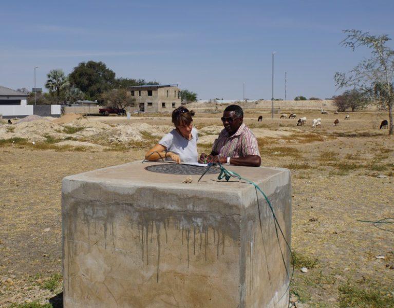 Wissens-Transfer nach Namibia