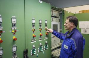 Auch die elektrische Anlage ist imposant. (Foto: Rupert Oberhäuser)