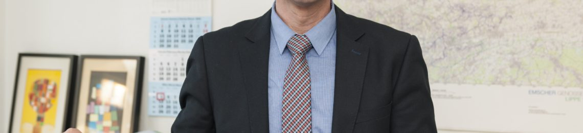 Gesichter der Verbände: Peter Müller