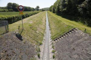 Der Hoppeibach ist heute noch ein offener Abwasserlauf - doch das ändern wir nun... Foto: Rupert Oberhäuser/EGLV