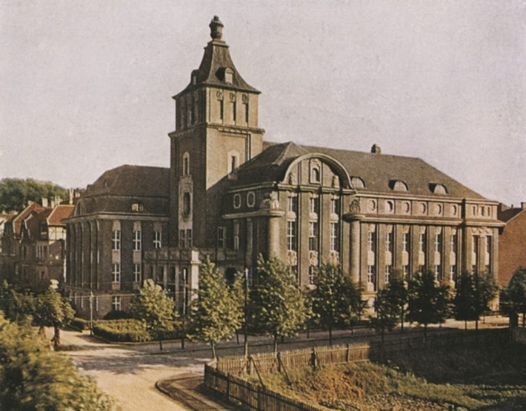 Historisches Emscherhaus wird saniert