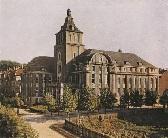 Essen Originales Emscherhaus an der Kronprinzenstraße vor der Zerstörung_klein