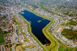 Der Phoenix See ist ein Paradebeispiel für gelungene grün-blaue Infrastruktur im Revier! Foto: Hans Blossey/EGLV