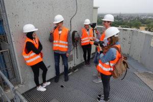 Das Mediateam der Schülerfachtagung hielt viele spannende Momente fest. Foto: Celina Winter/EGLV