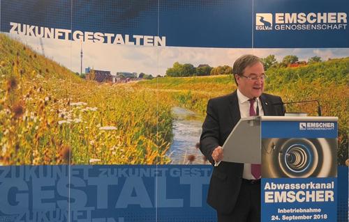 NRW-Ministerpräsident Armin Laschet (Foto: EG/LV)