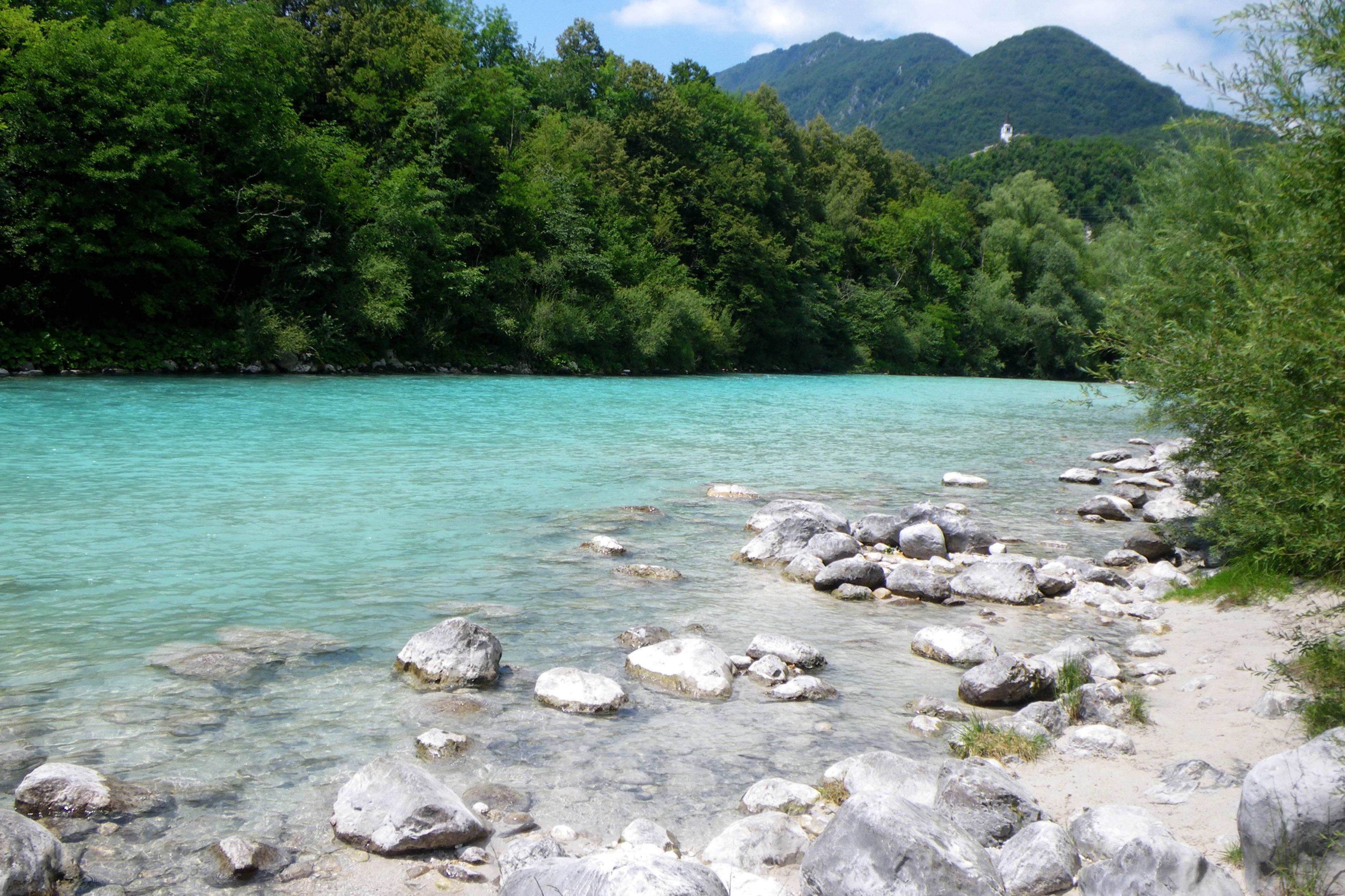 """Wir feiern den """"Tag der Flüsse"""""""