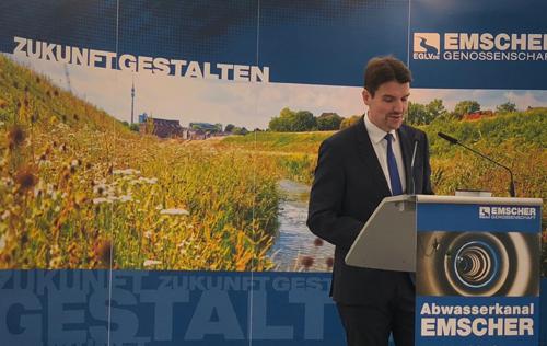 Vorstandsvorsitzender Dr. Uli Paetzel (Foto: EG/LV)