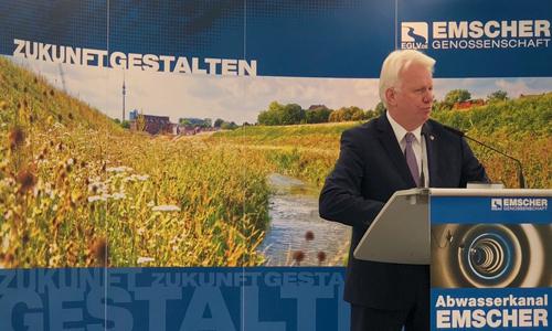 Ratsvorsitzender und Dortmunder OB Ullrich Sierau (Foto: EG/LV)