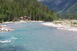 Der Tiroler Lech. Foto: Michael Steinbach/EGLV